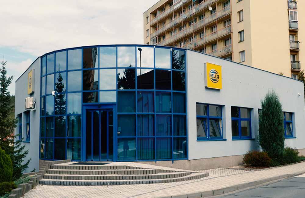 Energetický audit HELLA CZ s.r.o.